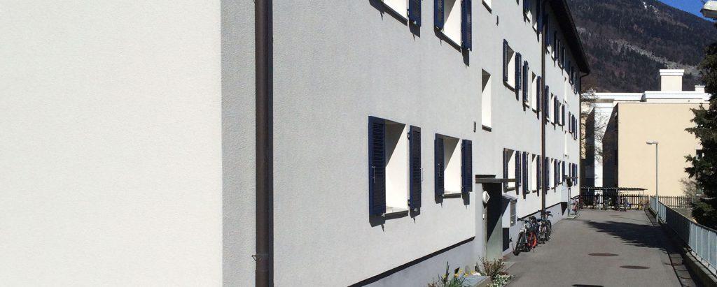 Die Lösung bei feuchten Mauern